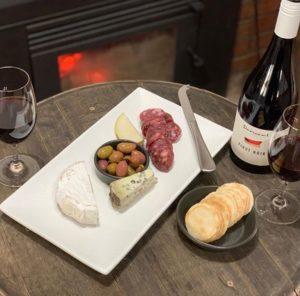 Taste of Tasmania cellar door tastings and platter